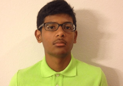 Texas Teen Gives Back to Anantapur
