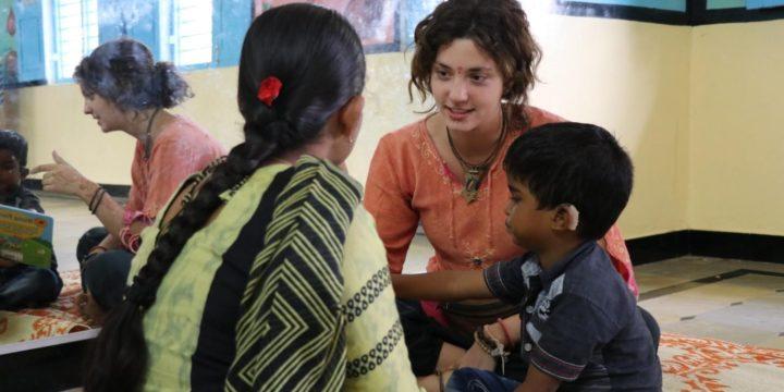 Volunteer Speech Therapist Bring More Than Talent